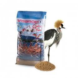 Wisbroek crane diet